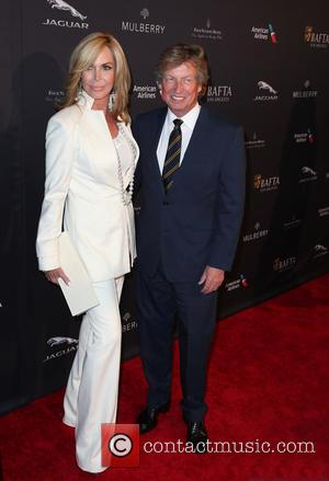 Nigel Lythgoe and Bonnie Lythgoe - A host of stars were snapped as they attended the British Academy of Film...