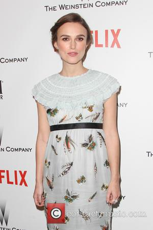 Keira Knightley - 2015 Weinstein Company and Netflix Golden Globes After Party at The Beverly Hilton Hotel at Robinsons May...