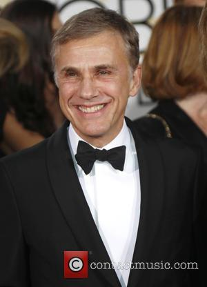 Christoph Waltz - 72nd Annual Golden Globe Awards at The Beverly Hilton Hotel - Arrivals at Golden Globe Awards, Beverly...