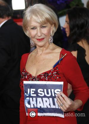 Dame Helen Mirren Fighting For Lonely Pensioners