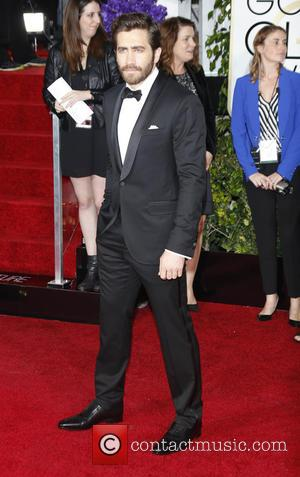 Jake Gyllenhaal - 72nd Annual Golden Globe Awards at The Beverly Hilton Hotel - Arrivals at Golden Globe Awards, Beverly...