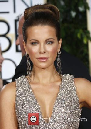 Kate Beckinsale - 72nd Annual Golden Globe Awards at The Beverly Hilton Hotel - Arrivals at Golden Globe Awards, Beverly...