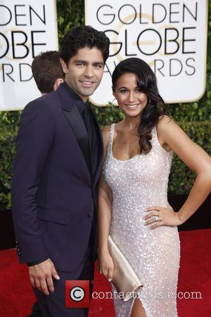 Adrian Grenier and Emmanuelle Chriqui - A host of stars were photographed as they took to the red carpet at...