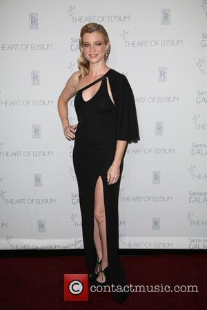Amy Smart - A variety of stars were snapped as they arrived for the Art of Elysium's 8th Annual Heaven...