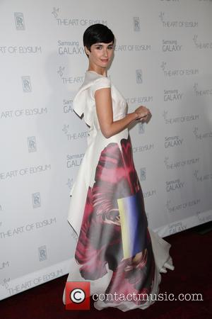 Paz Vega - A variety of stars were snapped as they arrived for the Art of Elysium's 8th Annual Heaven...