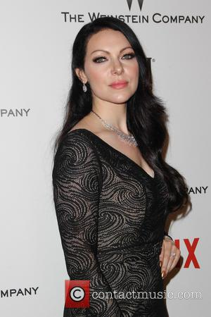 Laura Prepon - Shots from the 2015 Weinstein Company and Netflix Golden Globes After Party as a host of stars...