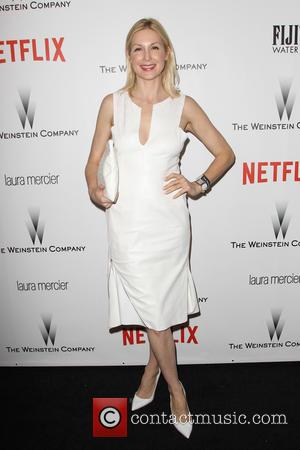 Kelly Rutherford - Shots from the 2015 Weinstein Company and Netflix Golden Globes After Party as a host of stars...
