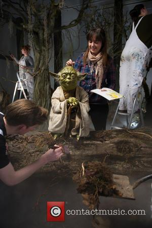 Yoda - Work is now underway to bring the rest of the experience to life for a mid-May opening when...