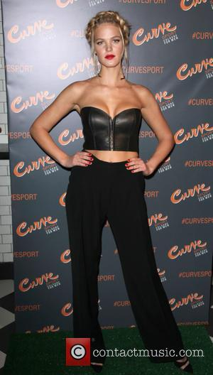Erin Heatherton - Curve Sport launch party at Arthur Lounge at The Chester - New York City, New York, United...