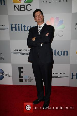 Ken Marino - A host of stars were snapped as they arrived for NBC/Universal's 72nd Annual Golden Globes after party....