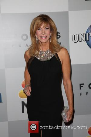 Leeza Gibbons - A host of stars were snapped as they arrived for NBC/Universal's 72nd Annual Golden Globes after party....