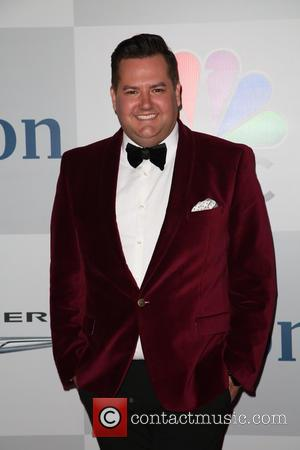Ross Mathews - A host of stars were snapped as they arrived for NBC/Universal's 72nd Annual Golden Globes after party....