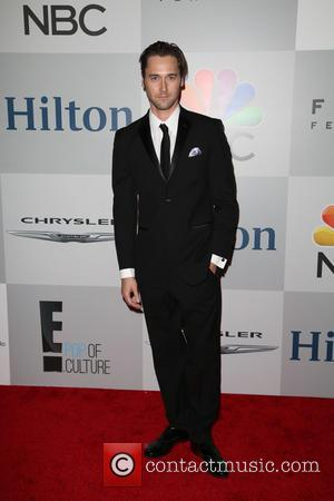 Ryan Eggold - A host of stars were snapped as they arrived for NBC/Universal's 72nd Annual Golden Globes after party....