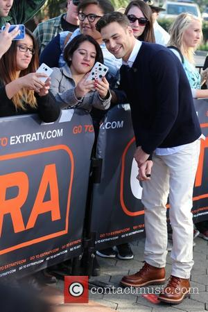 Ryan Guzman - Ryan Guzman is all smiles and in high spirits as he appears on Extra TV the day...