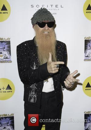 Billy Gibbons - Adopt the Arts presents 'An Evevning Honoring Billy Gibbons and Butch Trucks For Their Contributions To Art...