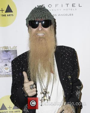 Billy Gibbons Starring In Car Reality Tv Series