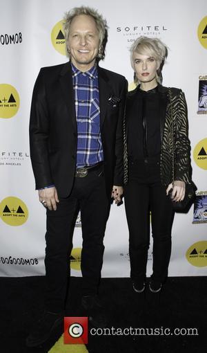 Matt Sorum, Ace Harper and Adriane Harper - Adopt the Arts presents 'An Evevning Honoring Billy Gibbons and Butch Trucks...