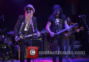 Billy Gibbons and Slash