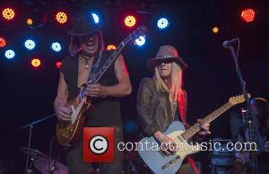 Richie Sambora and Orianthi - Adopt the Arts presents 'An Evevning Honoring Billy Gibbons and Butch Trucks For Their Contributions...