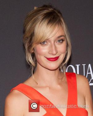 Caitlin FitzGerald - 16th Annual InStyle and Warner Bros. Golden Globe After Party - Arrivals at Beverly Hilton Hotel, Golden...