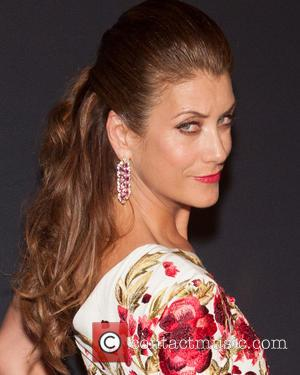 Kate Walsh - 16th Annual InStyle and Warner Bros. Golden Globe After Party - Arrivals at Beverly Hilton Hotel, Golden...