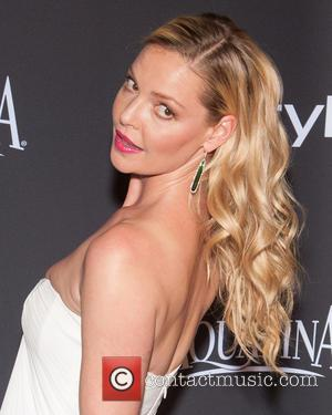 Katherine Heigl - 16th Annual InStyle and Warner Bros. Golden Globe After Party - Arrivals at Beverly Hilton Hotel, Golden...