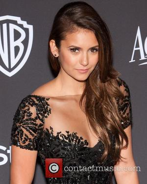 Nina Dobrev - 16th Annual InStyle and Warner Bros. Golden Globe After Party - Arrivals at Beverly Hilton Hotel, Golden...
