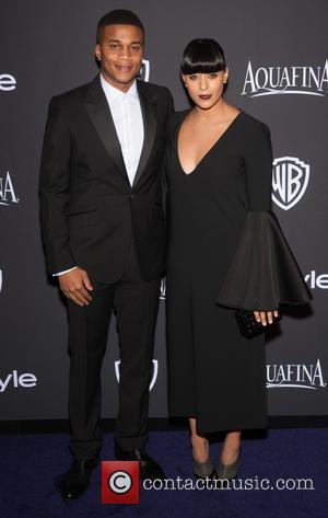Cory Hardrict and Tia Mowry - 16th Annual InStyle and Warner Bros. Golden Globe afterparty - Arrivals at Beverly Hills,...