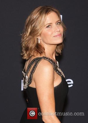 Kim Dickens - 16th Annual InStyle and Warner Bros. Golden Globe afterparty - Arrivals at Beverly Hills, Golden Globe -...
