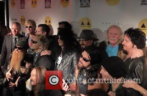 Matt Sorum, Slash, Billy Gibbons, Butch Trucks and Duff Mckagan