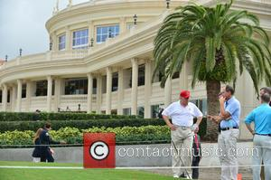 Donald J Trump - Donald Trump opens Red Tiger Golf Course at Trump National Doral at Trump National Doral -...