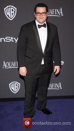 Josh Gad - 16th Annual InStyle and Warner Bros. Golden Globe afterparty - Arrivals at Beverly Hilton Hotel, Golden Globe...