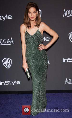 Michelle Monaghan - 16th Annual InStyle and Warner Bros. Golden Globe afterparty - Arrivals at Beverly Hilton Hotel, Golden Globe...