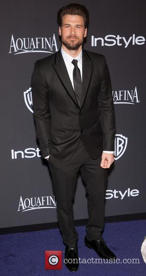 Nick Zano - 16th Annual InStyle and Warner Bros. Golden Globe afterparty - Arrivals at Beverly Hilton Hotel, Golden Globe...