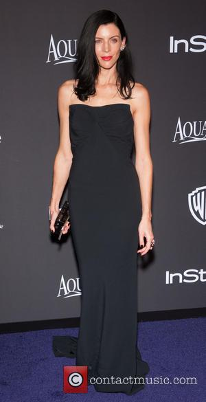 Liberty Ross - 16th Annual InStyle and Warner Bros. Golden Globe afterparty - Arrivals at Beverly Hilton Hotel, Golden Globe...