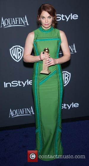 Ruth Wilson - 16th Annual InStyle and Warner Bros. Golden Globe afterparty - Arrivals at Beverly Hilton Hotel, Golden Globe...