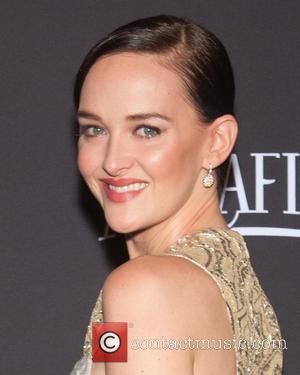 Jess Weixler - 16th Annual InStyle and Warner Bros. Golden Globe After Party - Arrivals at Beverly Hilton Hotel, Golden...