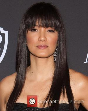 Kelly Hu - 16th Annual InStyle and Warner Bros. Golden Globe After Party - Arrivals at Beverly Hilton Hotel, Golden...