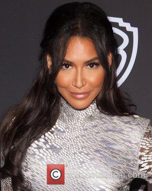 Naya Rivera - 16th Annual InStyle and Warner Bros. Golden Globe After Party - Arrivals at Beverly Hilton Hotel, Golden...