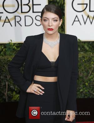 Lorde - A host of stars were photographed as they took to the red carpet at the 72nd Annual Golden...