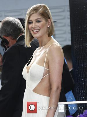 Rosamund Pike - A host of stars were photographed as they took to the red carpet at the 72nd Annual...
