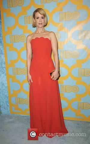Sarah Paulson - A variety of stars were snapped as they attended HBO's Post Golden Globe Party 2015 in Los...