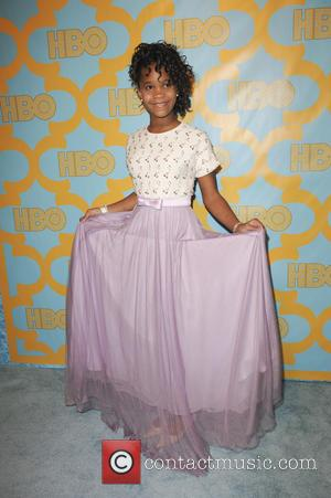 Quvenzhané Wallis - A variety of stars were snapped as they attended HBO's Post Golden Globe Party 2015 in Los...
