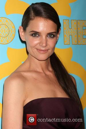 Katie Holmes - HBO Post Golden Globe Party 2015 at Circa 55, Beverly Hilton Hotel, Golden Globe - Beverly Hills,...