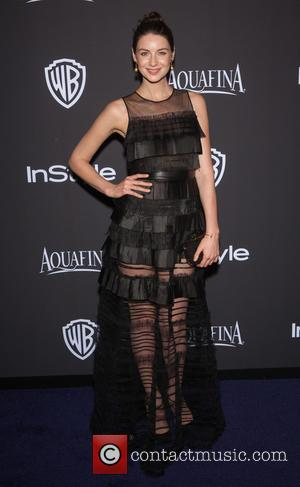 Caitriona Balfe - 16th Annual InStyle and Warner Bros. Golden Globe afterparty - Arrivals at Beverly Hills, Golden Globe -...