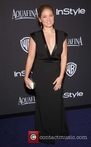 Erika Christensen - 16th Annual InStyle and Warner Bros. Golden Globe afterparty - Arrivals at Beverly Hills, Golden Globe -...