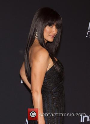 Kelly Hu - 16th Annual InStyle and Warner Bros. Golden Globe afterparty - Arrivals at Beverly Hills, Golden Globe -...