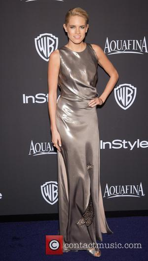 Cody Horn - 16th Annual InStyle and Warner Bros. Golden Globe afterparty - Arrivals at Beverly Hills, Golden Globe -...