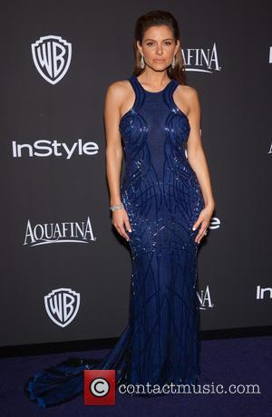 Maria Menounos - 16th Annual InStyle and Warner Bros. Golden Globe afterparty - Arrivals at Beverly Hills, Golden Globe -...