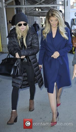 Kirstie Alley - Kirstie Alley out in New York - Manhattan, New York, United States - Tuesday 13th January 2015